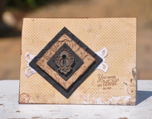 Cardmaking with Photo Corners by Beth Pingry for Scrapbook Adhesives by 3L