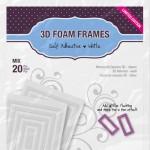 01212 3D Foam Frames DT