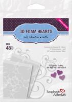 01208 3D Foam Hearts