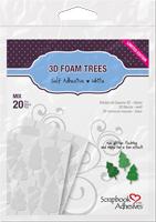 01210 3D Foam Trees
