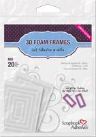 01212 3D Foam Frames