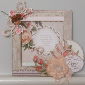 Shell Carman A Love Story Frame
