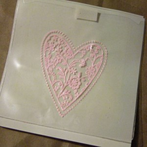 Shell Carman Valentines Keepsake card 4
