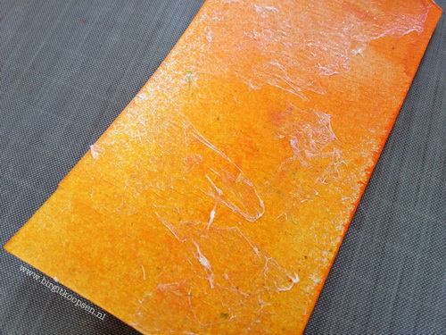 Adhesive Sheets - Embossed Texture - step 4 - Birgit Koopsen for SAby3L_resize