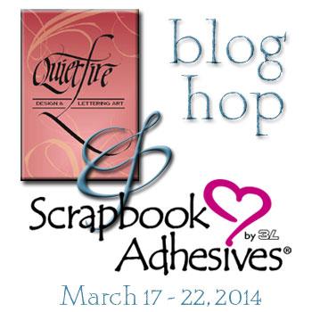 Quietfire - 3L Blog hop