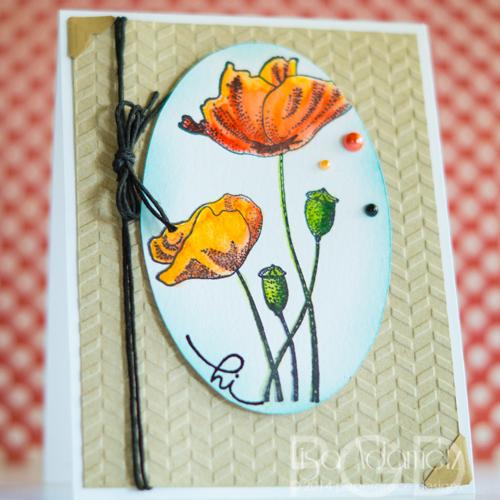 Lisa Adametz Hello Poppy Scrapbook Adhesives by 3L™
