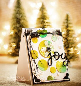joy yellowgreen