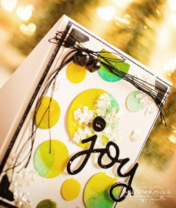 joy yellowgreen close