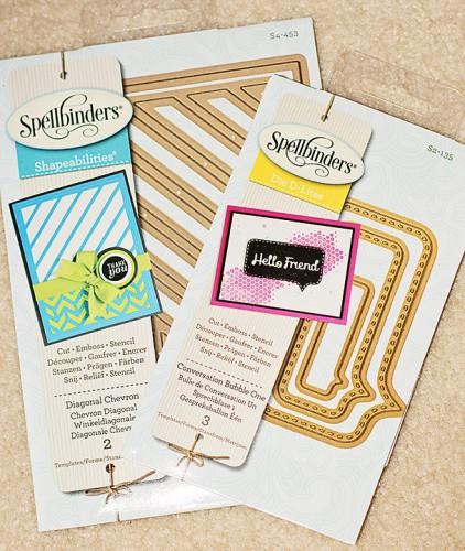 spellbinders step1