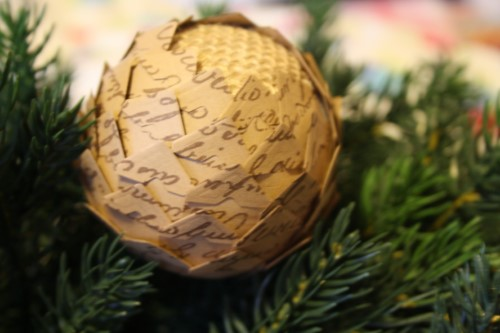 Festive Pine cones Christmas Ornament Tutorial by Christine Emberson for Scrapbook Adhesives by 3L