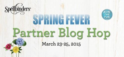 Spellbinders Spring Fling Blog Hop