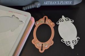 3DFoamHappyEaster Step 1