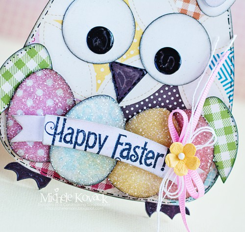 easter owl close