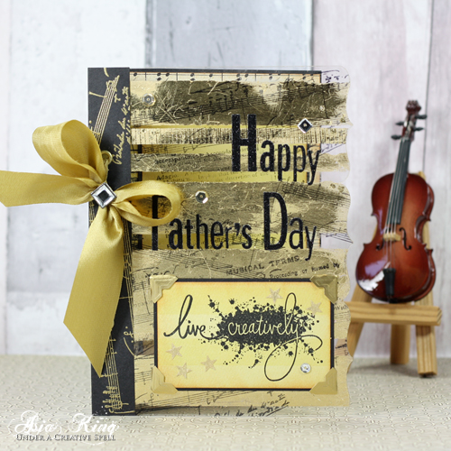 Father's Day card_Asia King15