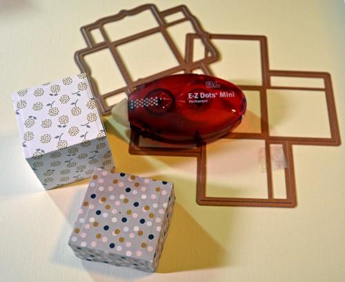 MargieHiguchi 3DFoamShapeWeddingEnsemble PlaceCard Step 1