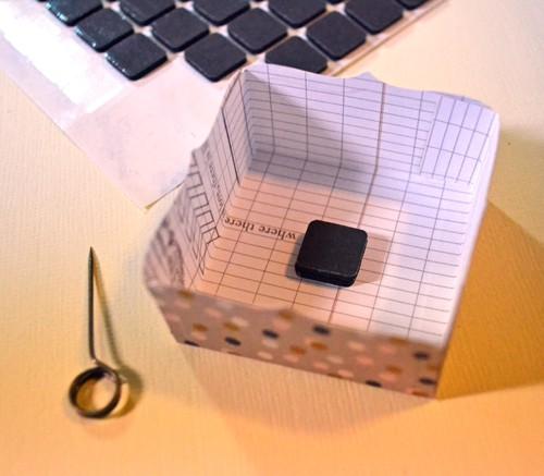 MargieHiguchi 3DFoamShapeWeddingEnsemble PlaceCard Step 2