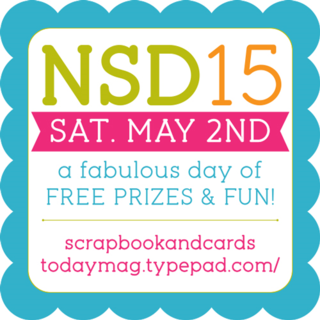 Scrapbook & Cards Today NSD giveway