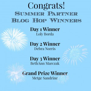 Spellbinders winners