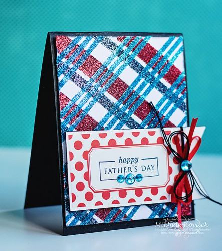 Father's Day card by Michele Kovack