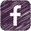 facebook purple