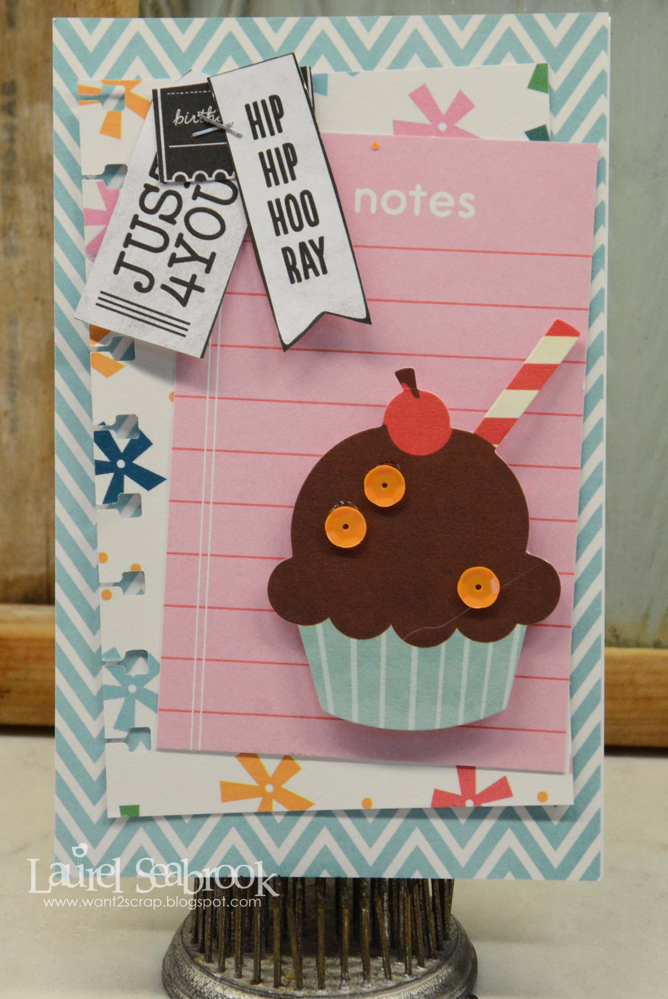 Blog and Inspiration Scrapbook Adhesives by 3L – Scrapbook Birthday Cards