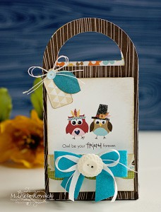 Thanksgiving Fall treat bags by Michele Kovack