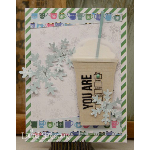 You Are Cool card by Laurel Seabrook for Scrapbook Adhesives by3L