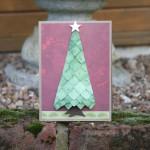 Creative Photo Corner Tree Tutorial by Christine Emberson