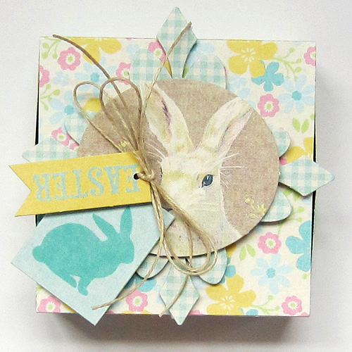 Easter Treat Box One by Erica Houghton