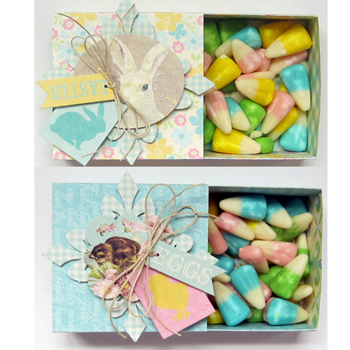 Easter Treat Box by Erica Houghton