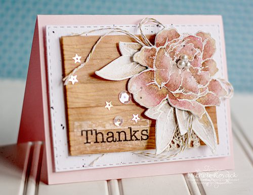 stampendous brown