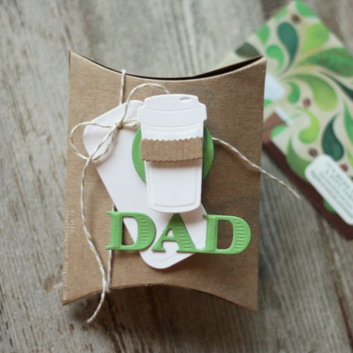 Father's Day Gift Pillow Box by AJ Otto