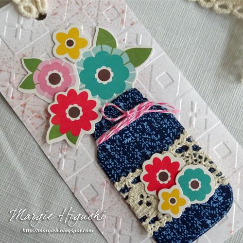 MargieHiguchi 500WM TissueTapeJarBookMark CloseUp May0416