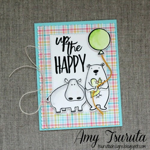 Up The Happy Card by AmyTsuruta