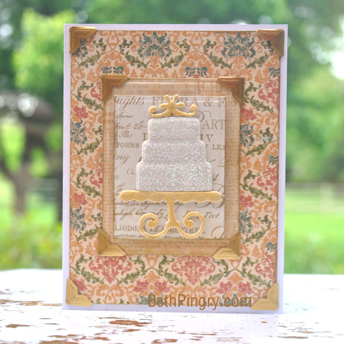 Beth Pingry Wedding Card