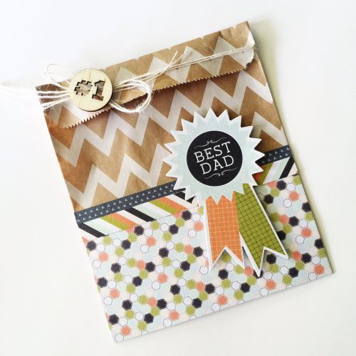 Father's Day Gift Bag by Latisha Yoast