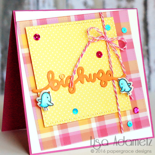 Lawn Fan Blog Hop Big Hugs 2016
