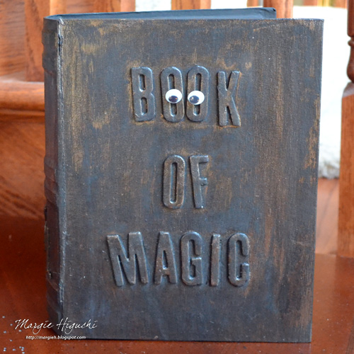 Book of Magic by Margie Higuchi for Scrapbook Adhesives by 3L
