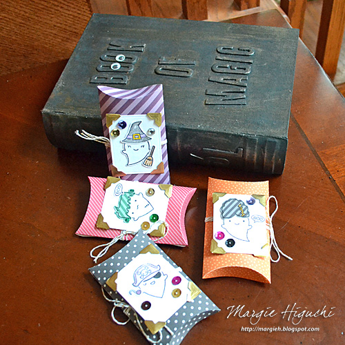 Book of Magic CloseUp by Margie Higuchi for Scrapbook Adhesives by 3L