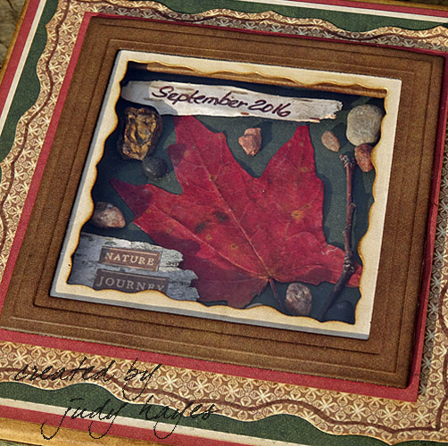 Shadow Nature Journey Box 2 by Judy Hayes for Scrapbook Adhesives by 3L w Graphic45 BlogHop OCT16