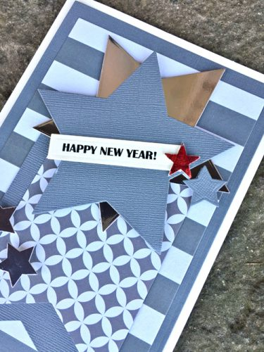 Happy New Year 2017 Card 2 by Christine Emberson for Scrapbook Adhesives by 3L SeasonsGivingBHop17