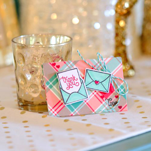 Quick and Easy Gift Card Holder by Latisha Yoast for Scrapbook Adhesives by 3L