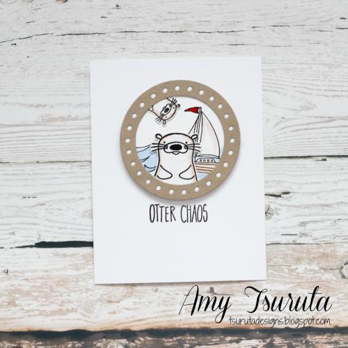 Amy Tsuruta-Otter Chaos