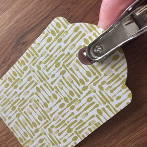 Tea Time Tags with Keepsake Envelopes