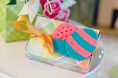 How to Create an Easter Themed Gift Card Box by Latisha Yoast for Scrapbook Adhesives by 3L