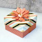 Tattered Florals Box by Tami Mayberry for Scrapbook Adhesives by 3L