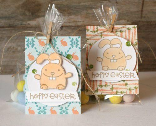 Easter Treat Bags Tutorial by AJ Otto for Scrapbook Adhesives by 3L