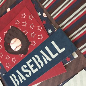 Baseball Layout with E-Z Runner Grand