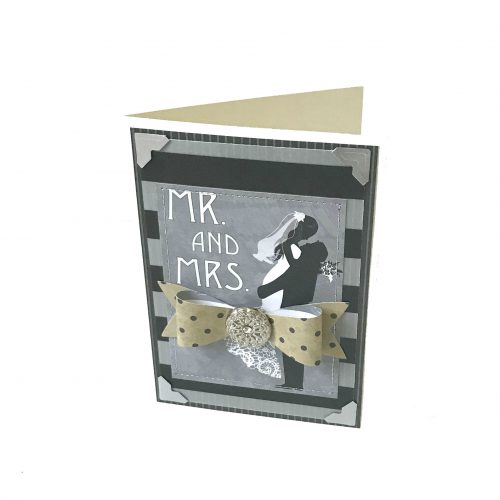 Wedding Cards with Creative Photo Corners by Erica Houghton for Scrapbook Adhesives by 3L
