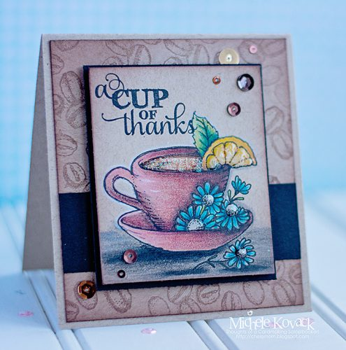 acup ofthanks